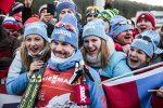 Ustiugov Full of Emotions, Few Words After Winning Tour de Ski: 'We Did It'; Harvey 7th