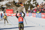 First Win for Veteran Horchler; Dunklee 24th in Antholz Mass Start