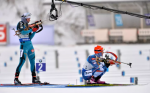 Dorin Habert Prevails in Windy Oberhof Pursuit; Crawford 22nd