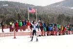 NCAAs Photos: Women's 15 k Skate Mass Start