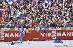 Amidst Finnatics, Niskanen Strides to 15 k Gold; Bjornsen Notches 18th at World Champs