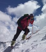 Liz 'Hill' Stephen Plans Her Foray Into Skimo