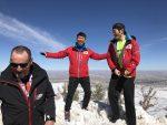 South Korean Para Team Takes Spring Training to Casper