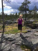 Summer Training... All Over Finland with Krista Niiranen
