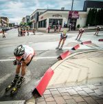 Palmer-Charrette, Gregg Top First-Ever Canada 150 Rollerski Race