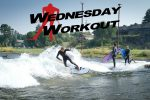 Wednesday Workout: Recovery Surf with Ajax