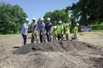 Wirth's Big Facelift: Loppet Foundation Breaks Ground on Trailhead