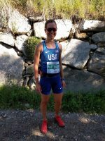 Caitlin Patterson Races to 23rd at Mountain Running Worlds