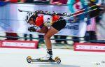 North American Biathletes Test Speed at German Nationals
