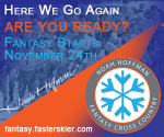 FasterSkier Teams Up with Noah Hoffman Fantasy XC