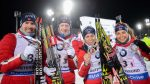 Norway's Mixed Relay Wins Again in Östersund; Canada 15th, U.S. 21st