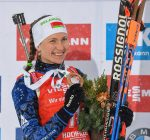 Domracheva Conquers Hochfilzen Blizzard; JT Bø on a Roll; Smith 19th; Doherty 22nd