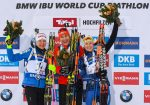 Lunder Rises to 27th for Career-Best Pursuit; Kuzmina Nabs First Win in 3 1/2 Years