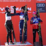 Tied for First, Caldwell and van der Graaf Share Seefeld Sprint Win