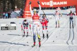 Nilsson Nabs Another Sprint Title in Planica; Diggins 4th, Caldwell 9th