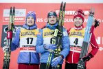 Tour Turnaround: Poltoranin Wins Fiemme Classic, Vaults into 2nd Overall; Harvey Third; Ustiugov Fades