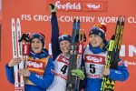 Diggins Does It in Seefeld, Wins Last World Cup Before Olympics