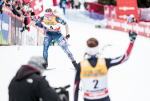Weng Repeats Tour de Ski Title as Diggins Climbs to Third