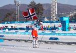 Sunday Olympic Rundown: Bjørgen Dominates 30 k Classic; Diggins 7th
