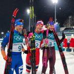 Tuesday Olympic Rundown: Nilsson & Klæbo Win Sprint Gold; Diggins 6th, Valjas 7th, Caldwell 8th