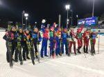 Saturday Olympic Rundown: Norway Tops Women's Relay, U.S. 5th; Kuzmina Dominates Mass Start