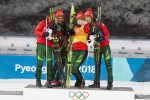 Belarus Nabs First Olympic Gold in Women's Relay; Canada 10th, U.S. 13th