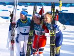 Classic Bjørgen Closes Out Olympic Career with 30 k Gold; Diggins 7th