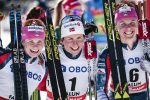 U.S.A. Storms Falun World Cup Finals Podium; Diggins 2nd in Overall World Cup