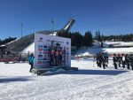 Dunklee Third in Holmenkollen: Podium in Americans' Last World Cup of the Year