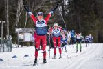 Spring Series Rundown: Stratton's Newell, Diggins Win Craftsbury Classic Sprints