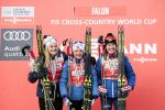 Falk Wins Last Sprint in Falun; Caldwell 6th in Final, 3rd in Sprint World Cup