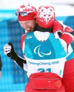 Arendz Gets Gold He Came For; Cnossen and Masters Silver in Last Paralympic Biathlon Race