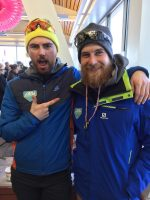 Novak, Rudd Take Tour of Anchorage Wins