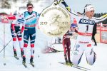 FasterSkier's International Skiers of the Year: Charlotte Kalla and Johannes Høsflot Klæbo
