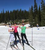 Sovereign Lake Hosts 1st Annual Enduro Ski Race (with Video)