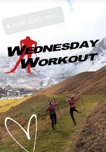 Wednesday Workout: Elghuffs with Britain's Nichole Bathe and Annika Taylor