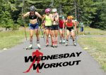 Wednesday Workout: Team Sprinting with the U.S. Ski Team