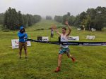 Sinclair, Hamilton Go 1-2 at USATF 50 k Trail Championships