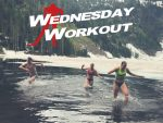 Wednesday Workout: Hiking and Cold-Water Plunging with the Mooney Sisters