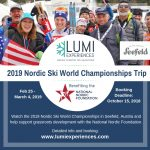 Limited Spots Left: 2019 Nordic Ski World Championships Trip