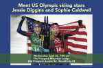 Diggins and Caldwell Visit Prospect Mountain on September 26th