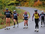 Patterson, Harmeyer Win 'Largest North American Rollerski Race', NENSA Fall Classic