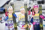 Sweden's Sundling Scores First World Cup Win; Sadie Bjornsen Podiums in Lillehammer Skate Sprint