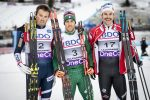 Pellegrino Skates Away with Lillehammer Sprint Win; Canada's Harvey in Third