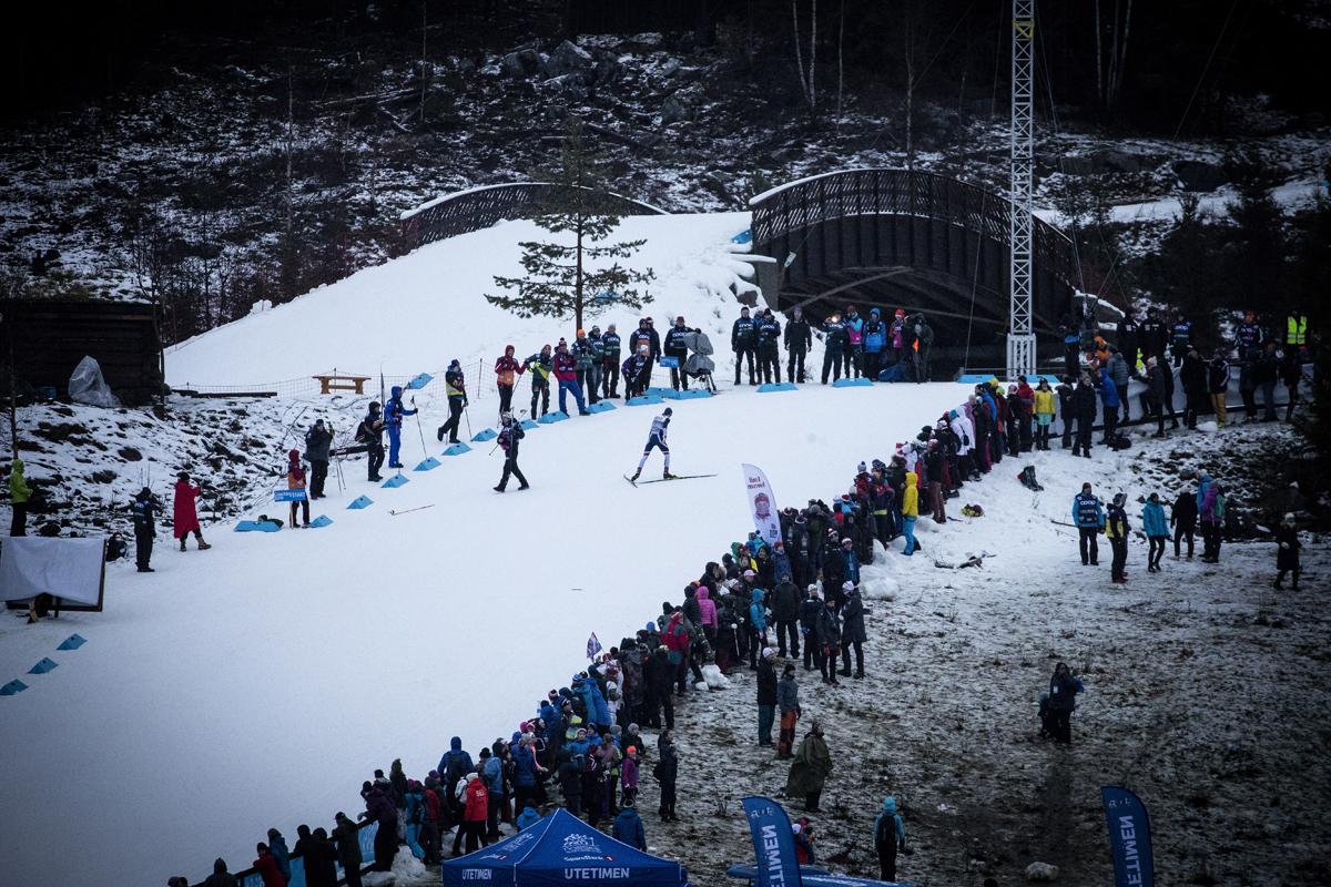 Four Top Ski Resorts in Norway