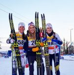 World Cup Distance Race #1 in the Books: Johaug Wins, Bjornsen in Eighth