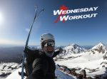Wednesday Workout: Simi Hamilton's 10'000 Foot View of Fun