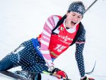 O% Expectation and 100% Focus; Clare Egan Finds her Way in Pokljuka, Slovenia