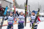 Tønseth Bests Røthe to Lock Up Lillehammer Pursuit Win; Harvey 16th