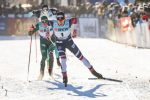 Klæbo Takes Davos Sprint for First Win of the Season; Simi Hamilton in 12th